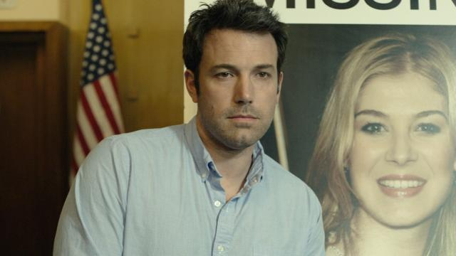 FOTO: Ben Affleck Gone Girl