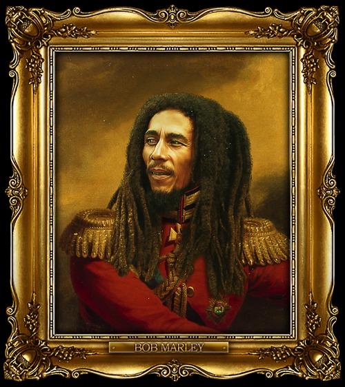 Bob Marley, Zdroj: replaceface.tumblr.com