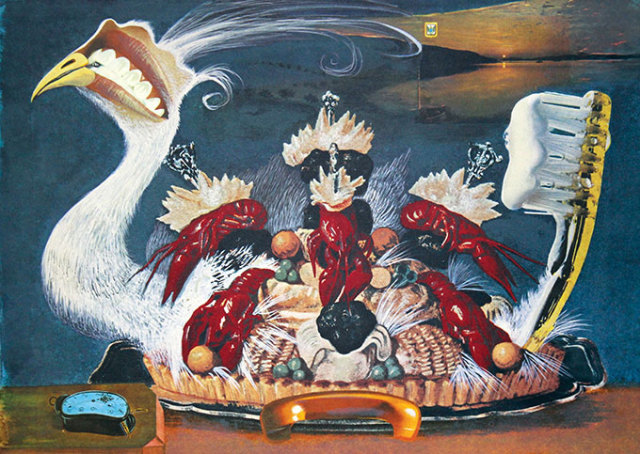 Salvador Dalí, Les Dîners de Gala