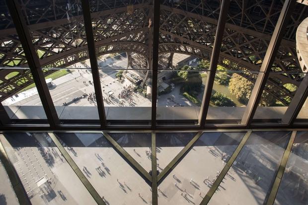 Eiffelova věž, Zdroj: AFP