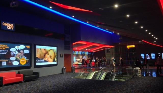 Cinema City ve Velkém Špalíčku prošlo kompletní rekonstrukcí