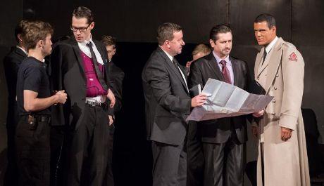FOTO: Divadlo pod Palmovkou uvádí Othella