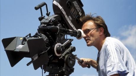 Danny Boyle při natáčení snímku 127 hodin. Zdroj: Fox Searchlight