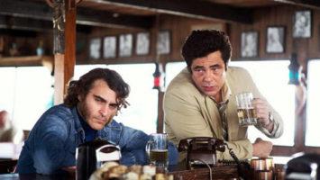 FOTO:Joaquin Phoenix Benicio Del Toro