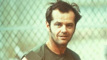 FOTO: Jack Nicholson One Flew Over the Cuckoo's Nest