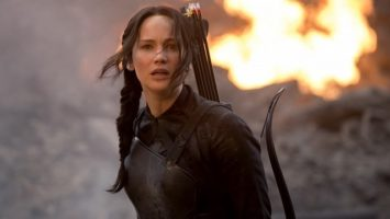 FOTO: Jennifer Lawrence Hunger Games Mockingjay