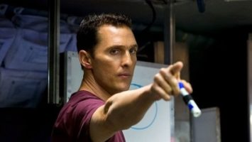FOTO: Matthew McConaughey Interstellar