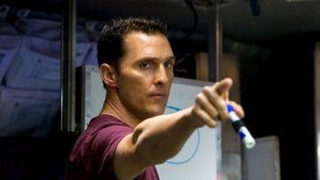FOTO: Matthew McConaughey Interstellar