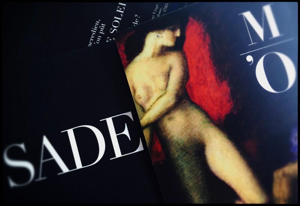 Výstava Sade: Attaquer le Soleil, Zdroj: www.bicentenaire.marquis-de-sade.com