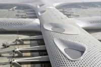 Letiště Shenzen. Zdroj: Fuksas.it