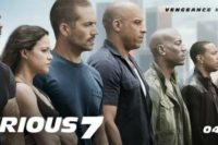 První oficiální plakát k Rychle a zběsile 7. Zdroj: Universal Pictures