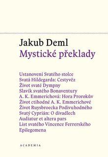 OBR: Jakub Deml: Mystické překlady