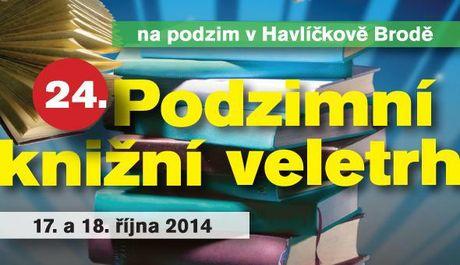 OBR: Podzimní knižní veletrh