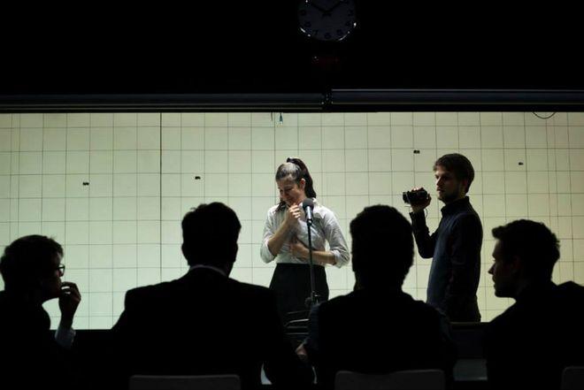 FOTO: Scéna z konkurzu