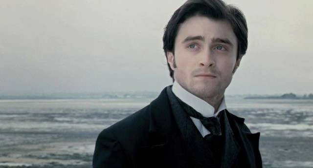 Daniel Radcliffe ve snímku Žena v černém. Zdroj: Momentum Pictures
