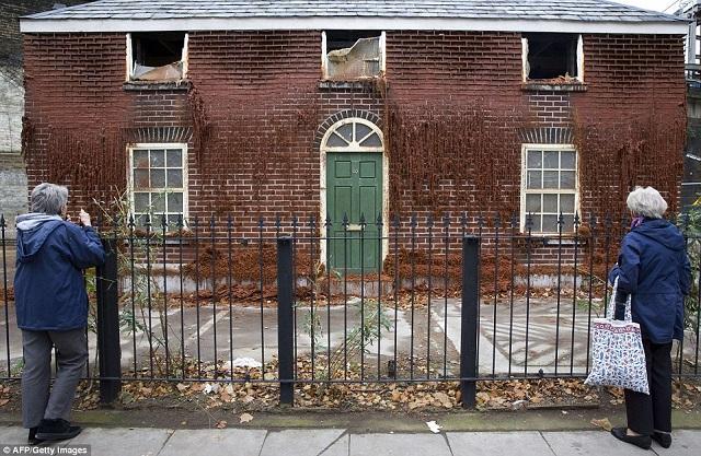 Voskový dům, Londýn,  Zdroj: AFP/Getty Images