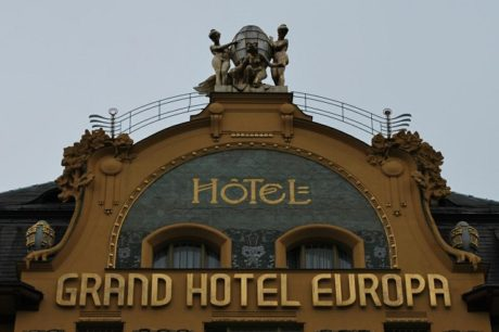 Grand Hotel Evropa, Zdroj: www.idnes.cz