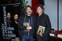 Dvojice Erik Axl Sund v Česku