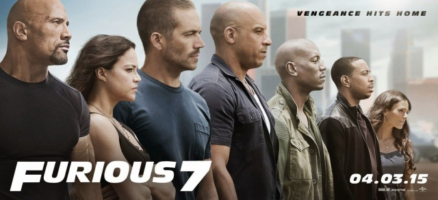 Furious 7 Movie Poster (1)