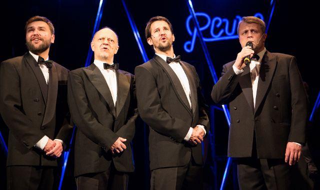 FOTO: Divadlo ABC chystá premiéru V+W Revue.