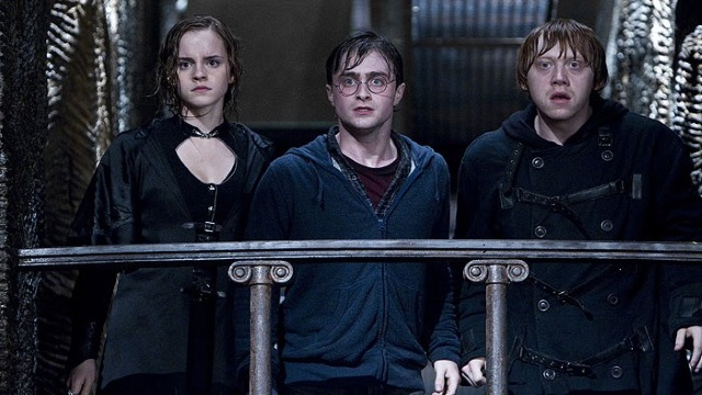 FOTO: Harry Potter Trio