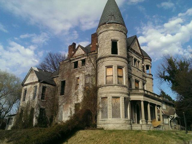 Ouerbacker-Clement House, Kentucky, Foto: Philip Jacob