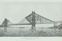Golden Gate Bridge, prvotní návrh, Zdroj: www.historicbridges.org