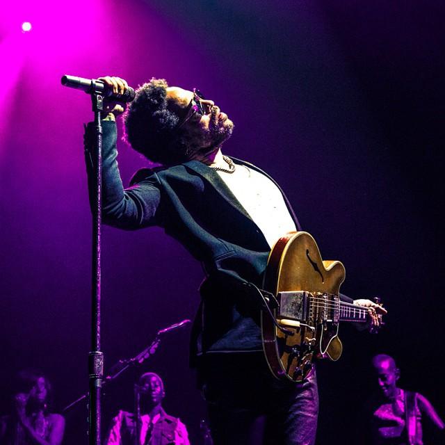 Lenny Kravitz, Zdroj: archiv zpěváka
