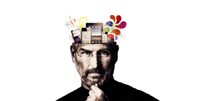 Steve Jobs. Zdroj: http://danielsstyle.deviantart.com/