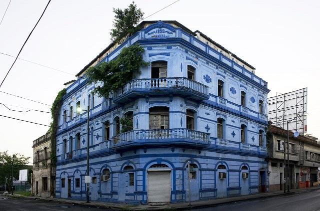 Edificio Maza, Tampico, Foto: Kurt Hollander