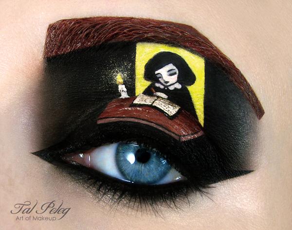 Make-up, Tal Peleg. Zdroj: Tal Peleg