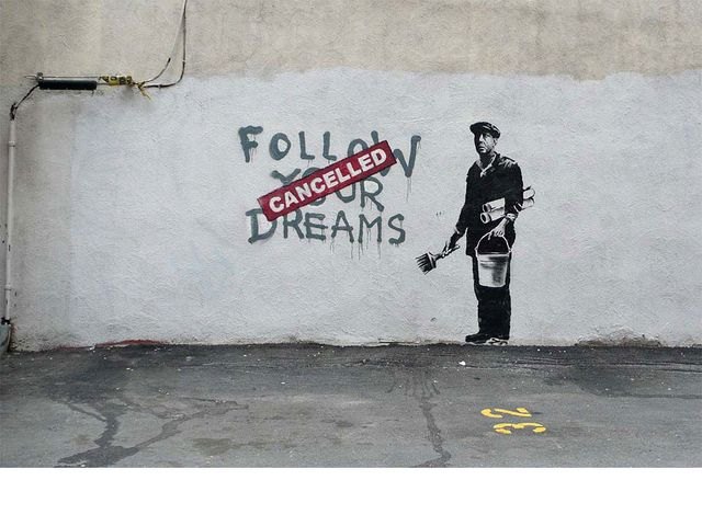 Banksy, Zdroj: www.banksy.co.uk