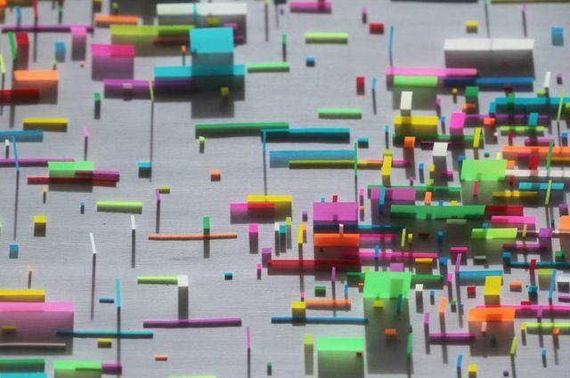 Gabriel de la Mora, projekt Mondrian, Zdroj: www.gabrieldelamora.net