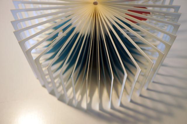 360° kniha, Yosuke Oono, Zdroj: www.loftwork.com