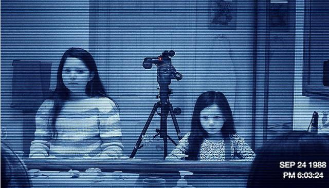 FOTO: Paranormal activity - Bontonfilm CZ