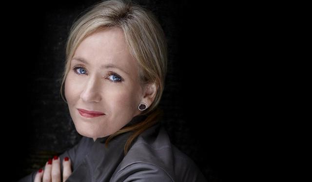FOTO: Rowlingová - Albatros