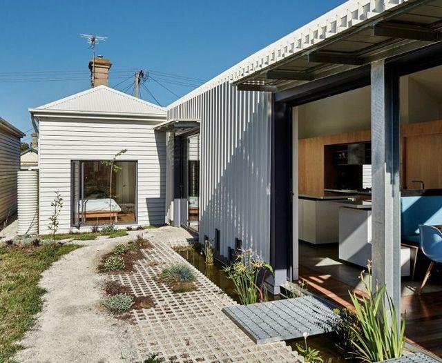 Dům naruby, firma Cut Paw Paw, zdroj: www.maynardarchitects.com