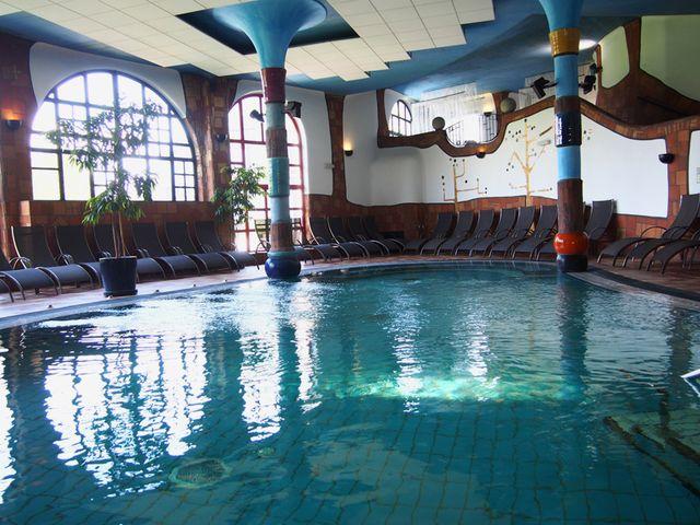 Hundertwasser, Rogner Bad Blumau, Zdroj: www.blumau.com