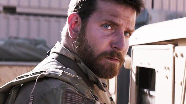 FOTO: Bradley Cooper American Sniper