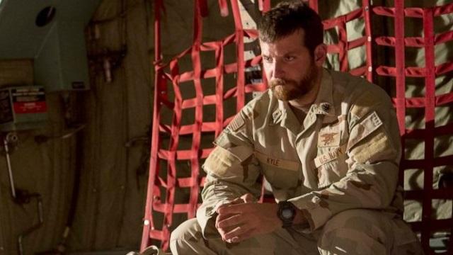 FOTO: Bradley Cooper American Sniper2