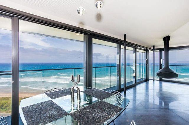 Levitující dům, interiér, Zdroj: www.f2architecture.com.au