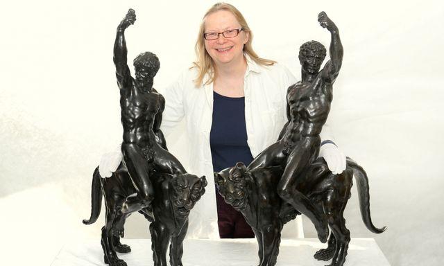 Victoria Avery, Zdroj: www.fitzmuseum.cam.ac.uk