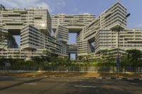 The Interlace Condominium, kategorie Exteriér, Foto: Darren Soh