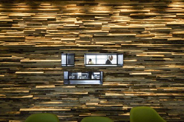 Kanceláře Havas Worldwide, kategorie Budova v užívání, Foto: James Leynse