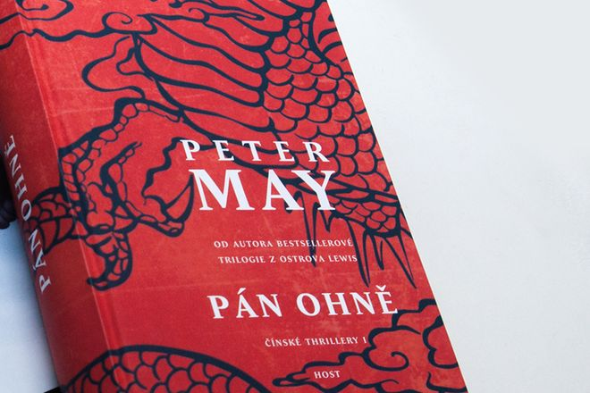 OBR: Peter May: Pán ohně