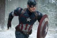 FOTO: Chris Evans Avengers Age of Ultron