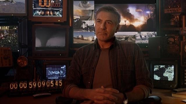 FOTO: George Clooney Tomorrowland2