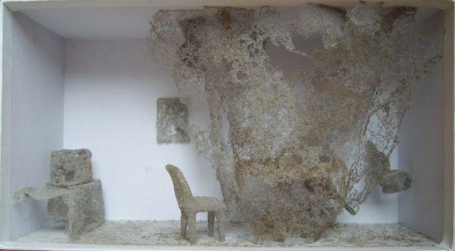 Table Tornado, 2010, Paul Hazelton, Zdroj: www. paulhazelton.com