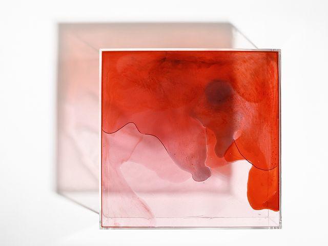 Marta Alonso Yebra, skleněné krychle, Foto: Pablo Goméz Ogando