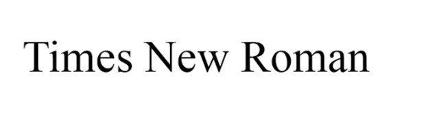 Times New Roman, font písma, Zdroj: www.bloomberg.com